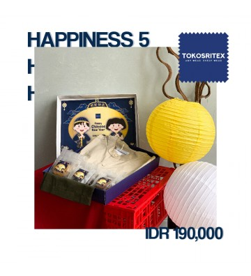 Hampers CNY - HAPPINESS 5